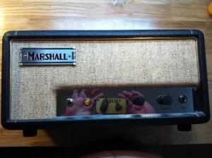 Marshall Custom Shop 1W Offset Tube Guitar Head